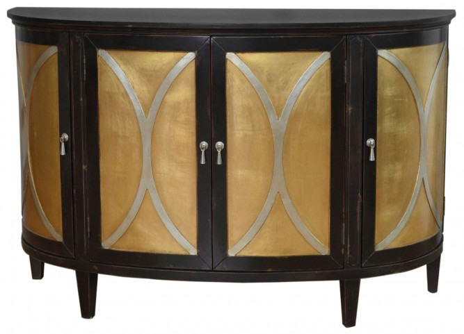 806087 Two Drawer Console