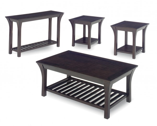 Big Game Occasional Table Set