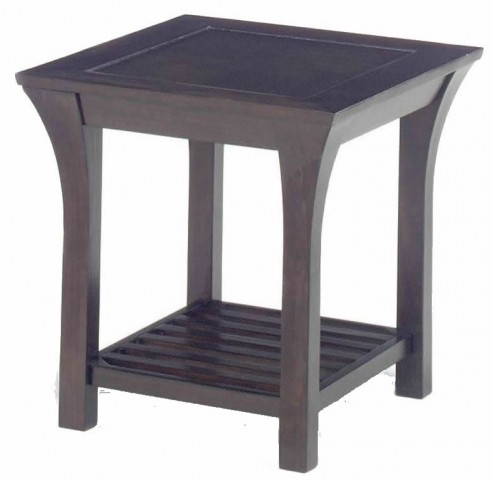 Big Game End Table