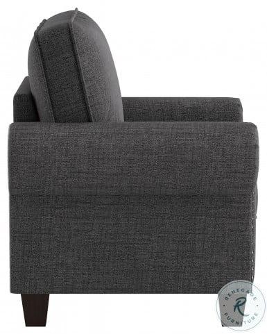Cornelia Dark Grey Living Room Set