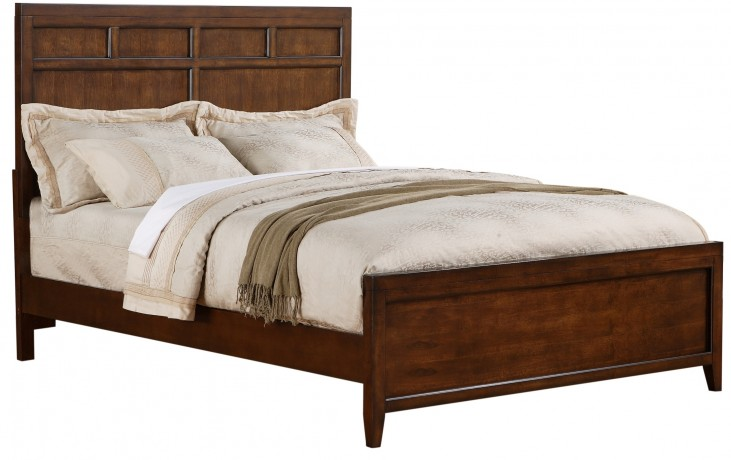 Bayfield Cal. King Panel Bed
