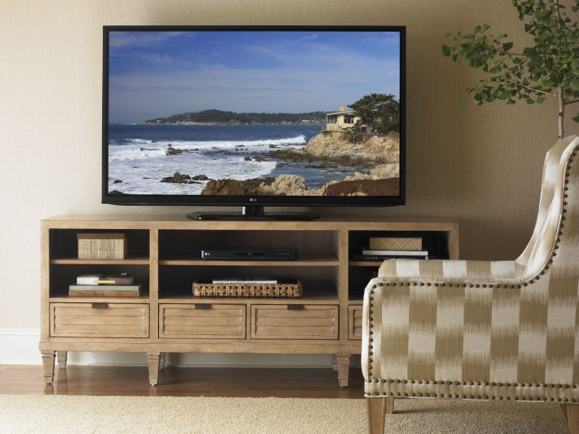 Monterey Sands Spanish Bay Entertainment Console