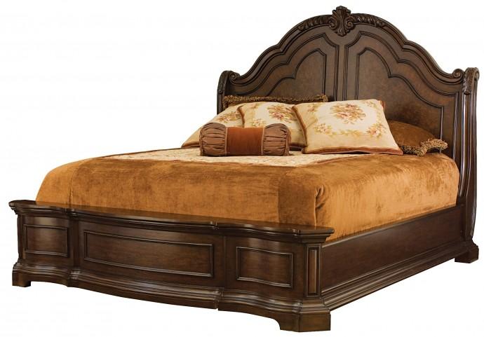 Edington Queen Panel Bed