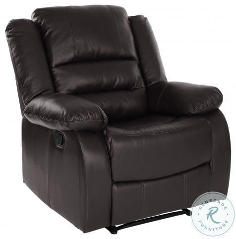 Jarita Brown Reclining Chair