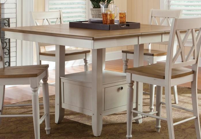 Al Fresco III Extendable Gathering Table