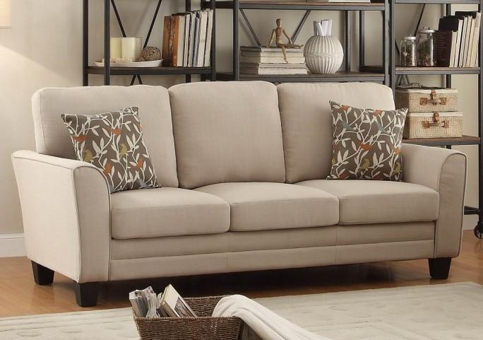 Adair Beige Sofa