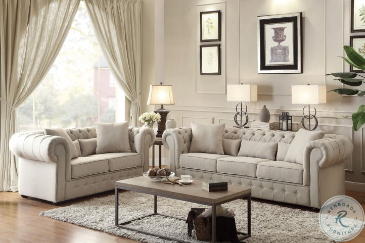 Savonburg Neutral Tone Sofa
