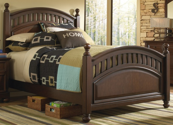 Expedition Twin Poster Bed