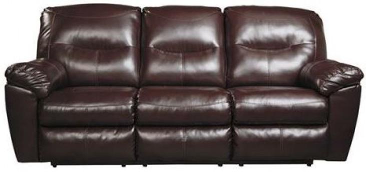 Kilzer Durablend Mahogany Reclining Sofa