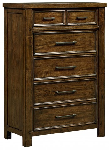 Cameron Burnished Tobacco Chest