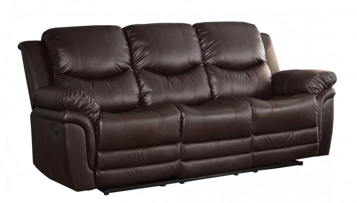 St Louis Park Double Reclining Sofa