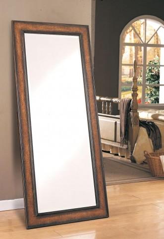 Brown Mirror 8575