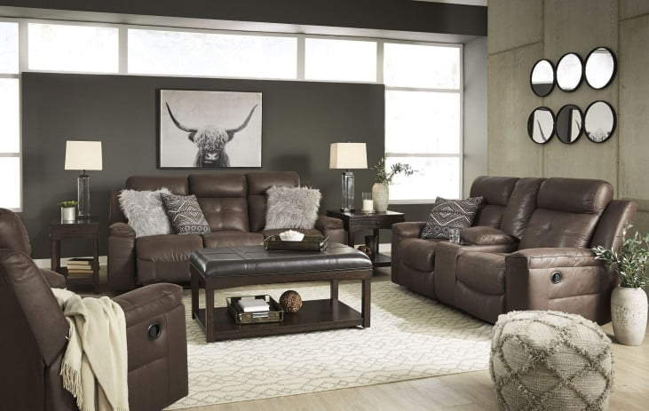 Marvelous Jesolo Coffee Reclining Living Room Set Bralicious Painted Fabric Chair Ideas Braliciousco