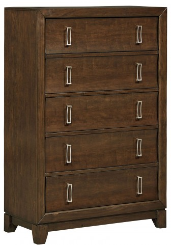 Amanoi Warm Mink Drawer Chest