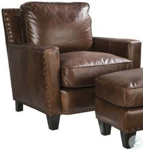 Amazing Alvarado Gunner Coffee Leather Chair Pdpeps Interior Chair Design Pdpepsorg