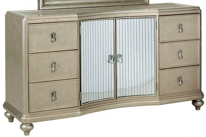 Platinum Door Dresser