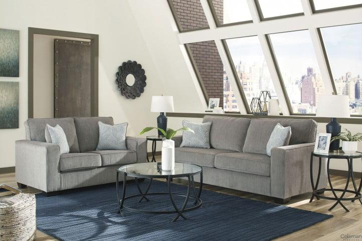 Altari Alloy Living Room Set