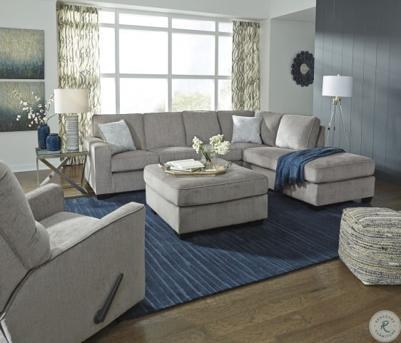 Altari Alloy RAF Sectional