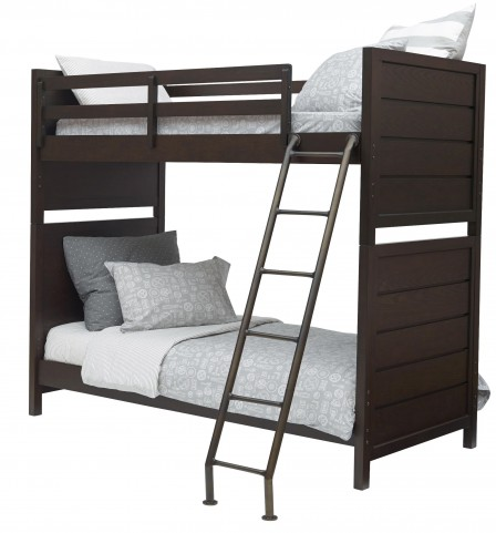 ClubHouse Twin over Full Bunk Bed