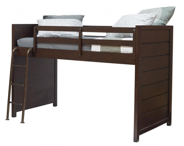 ClubHouse Twin Mid Loft Bed