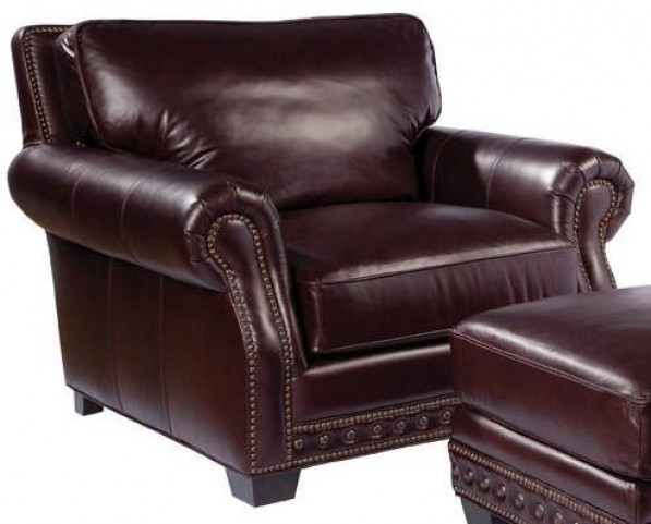 Canyon Copenhagen Cigar Leather Chair