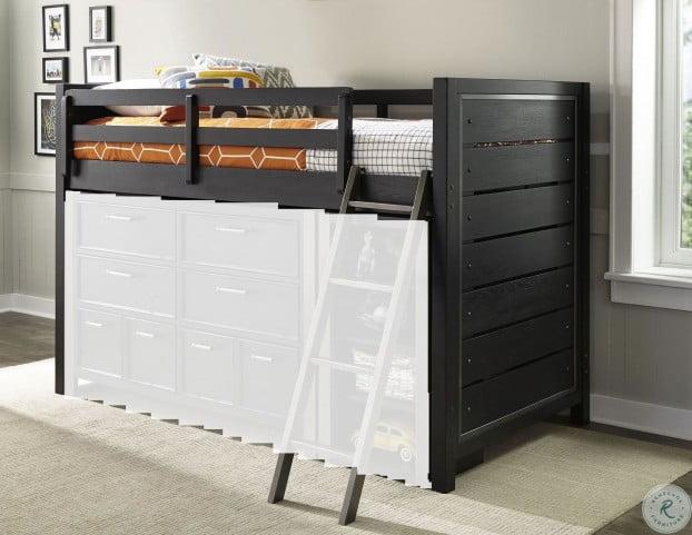 Graphite Twin Loft Bed