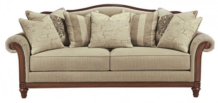 Berwyn View Quartz Sofa
