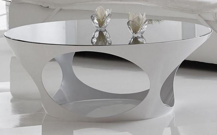 Marlow White High Gloss Coffee Table