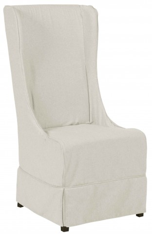 Artisans Shoppe Upholstered Hostess Chair Set of 2