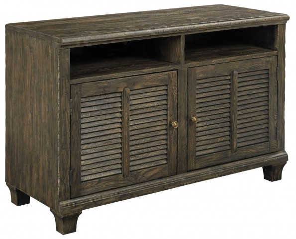 Artisans Shoppe Black Forest Small Media Console