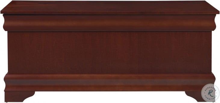 900022 Warm Brown Cedar Chest