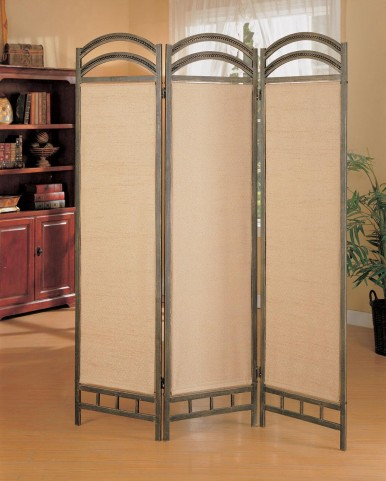 Golden Room Divider 900106