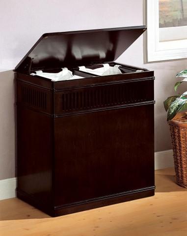 Cappuccino Laundry Hamper 900159