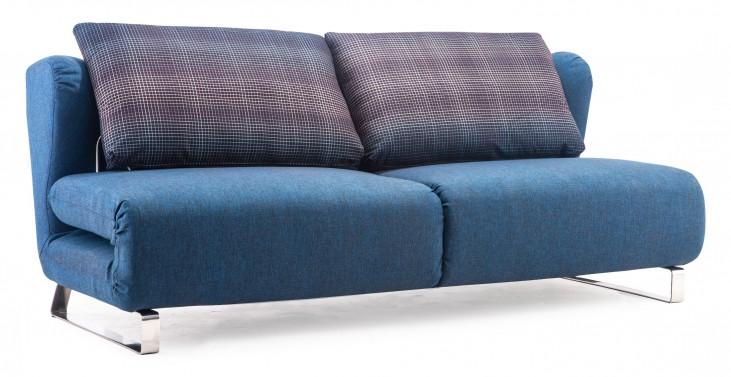 Conic Cowboy Shadow Grid Cushion Sofa Sleeper