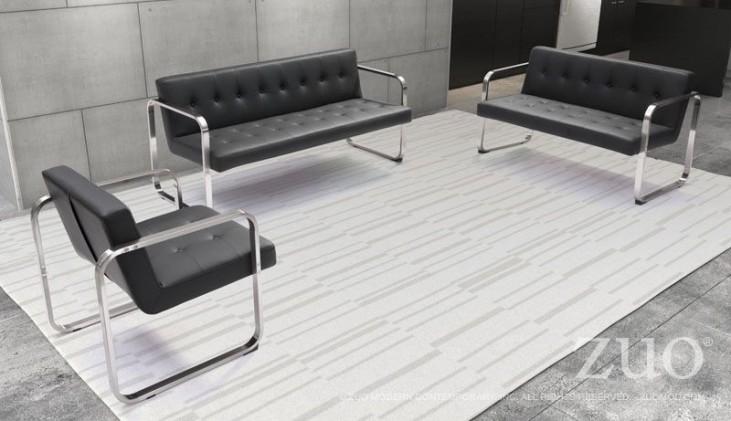 Varietal Black Living Room Set