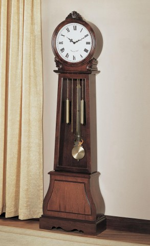 Brown Grandfather Clock 900723