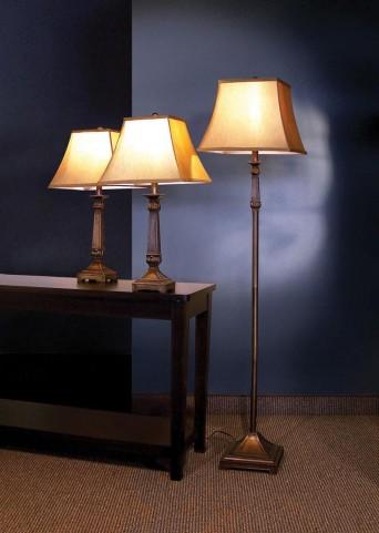 Brown Floor Lamp 901160