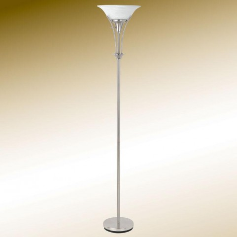 Silver Floor Lamp 901193