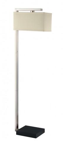 Silver Floor Lamp 901222