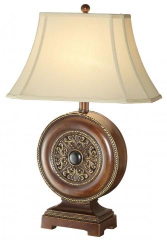 901334 Brown Table Lamp