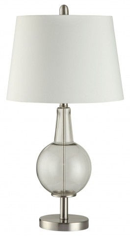 901519 Transparent Table Lamp