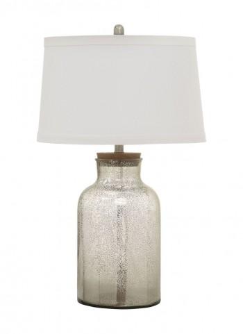 901560 Antique Mercury Speckles Table Lamp