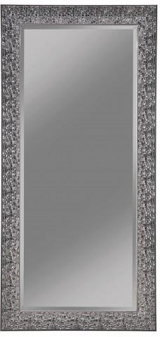 Black Accent Mirror