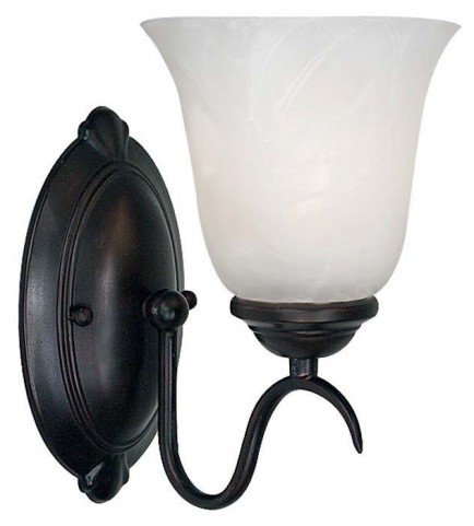 Medusa Oil Rubbed Bronze 1 Light Sconce