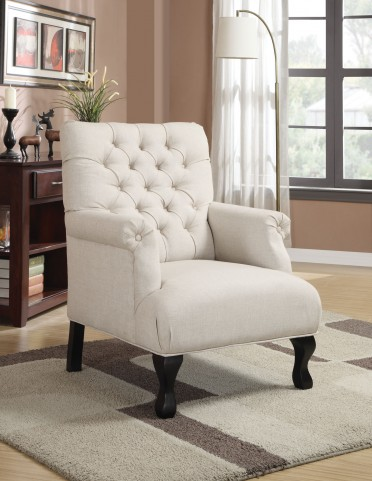 902177 Oatmeal Accent Chair