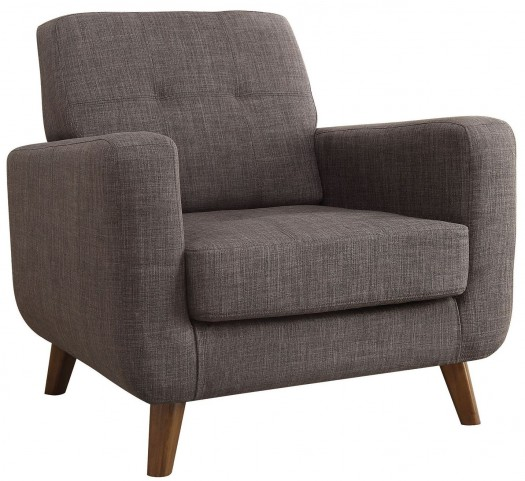 902481 Grey Accent Chair
