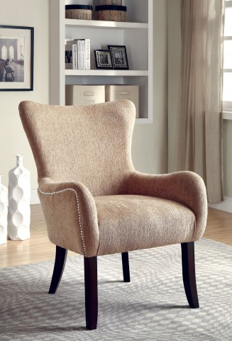 902503 Brown Accent Chair