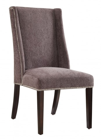 902505 Grey Accent Chair Set of 2