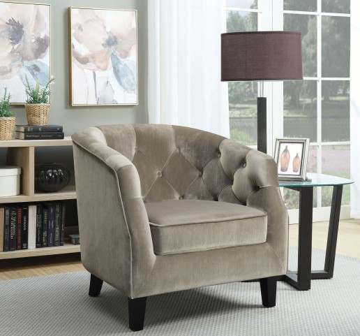 Putty Accent Chair