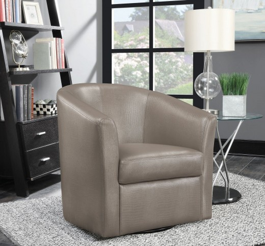 Champagne Accent Chair